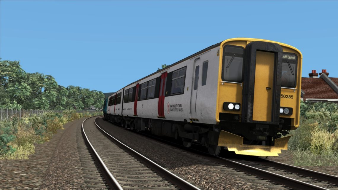 2B56 11:10 Swansea to Cardiff Central