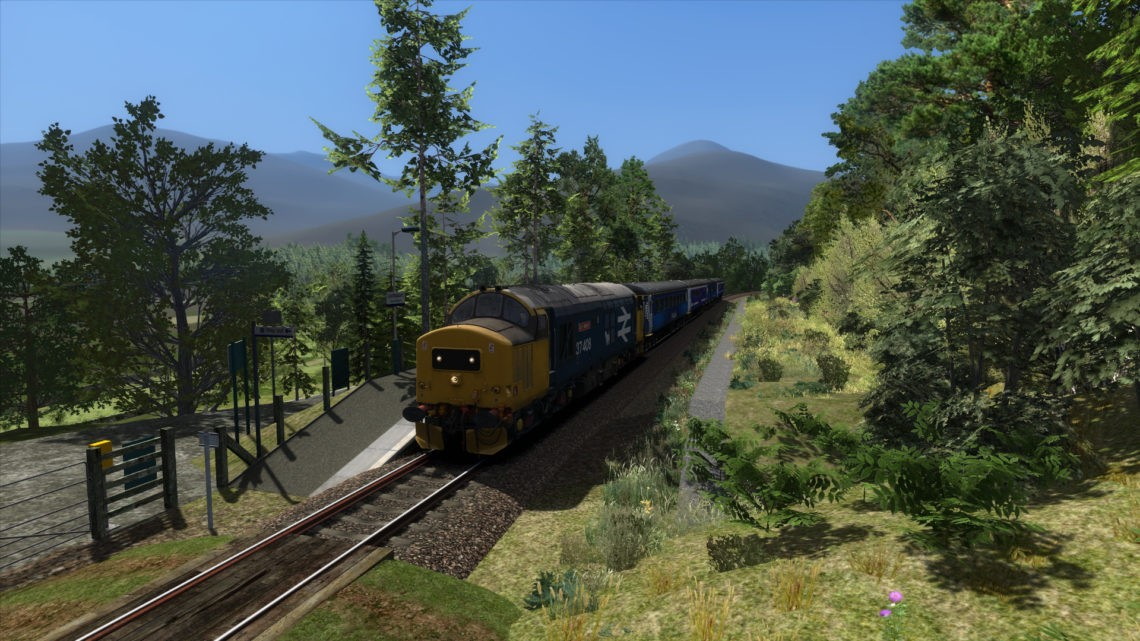 West Highland Line South & Extension – AP Track Patch v2.0