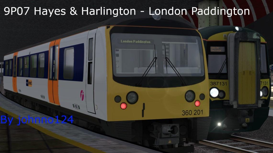 [JC] 9P07 0717 Hayes & Harlington – London Paddington