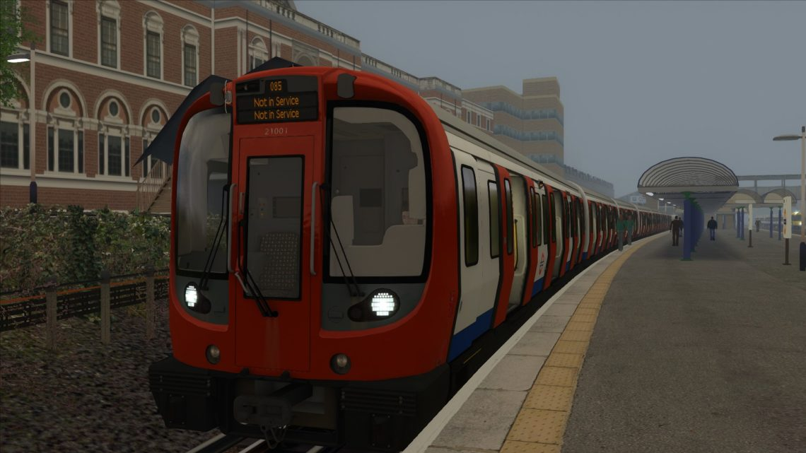 KH007 | The Olympia Shuttle – S7 Stock District Line
