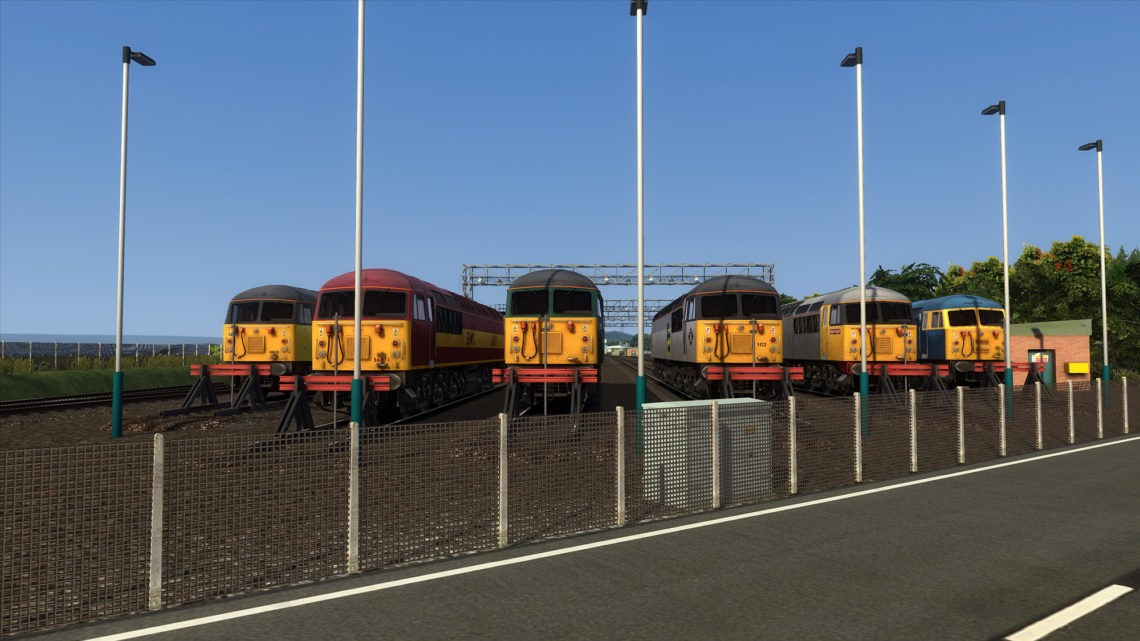 Class 56 (No Driver Pack)