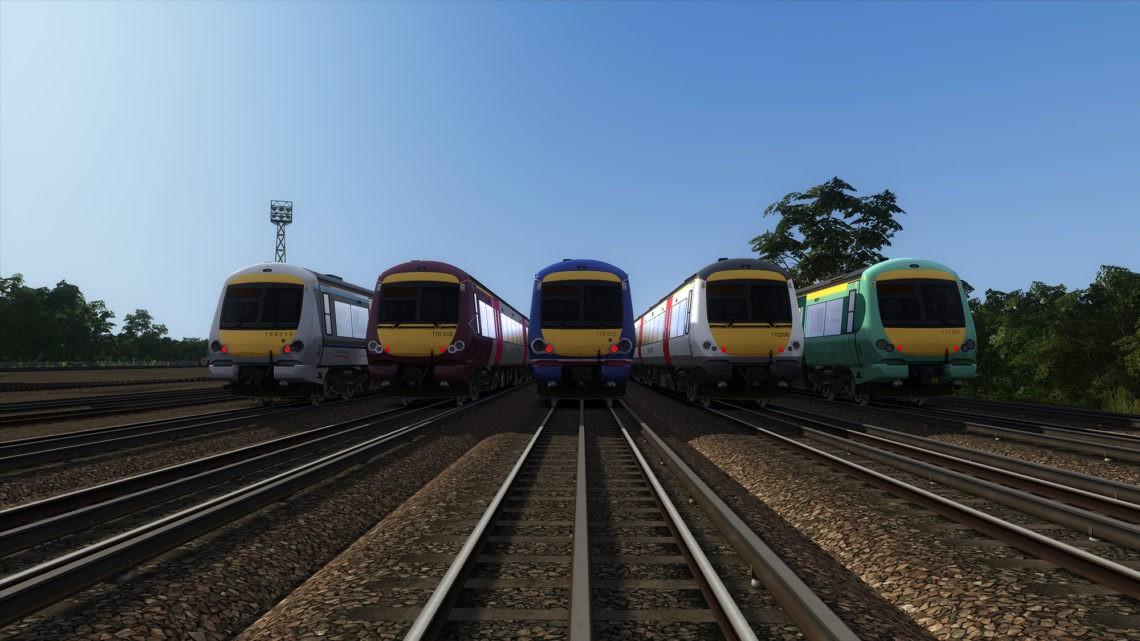 Class 168/170/171 (No Driver / No Passengers Pack)