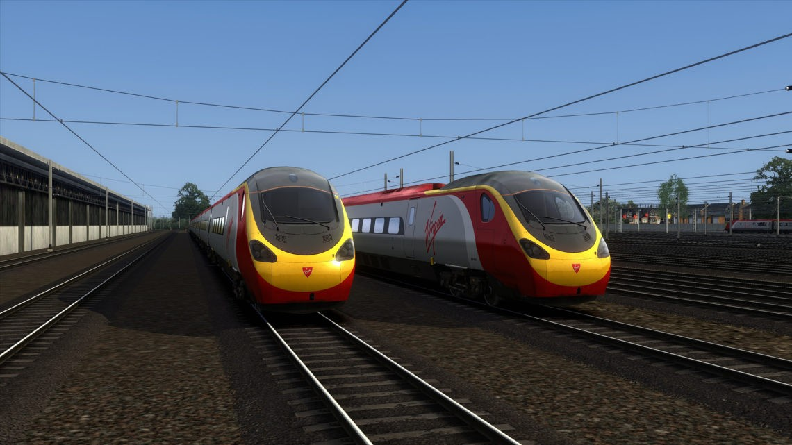 Class 390 (No Driver Versions & Updated Consists)
