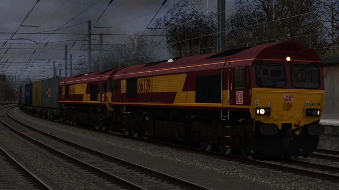 [MBS] 4M30 1015 Grangemouth TDG to Daventry Int Rft Recep Rfd