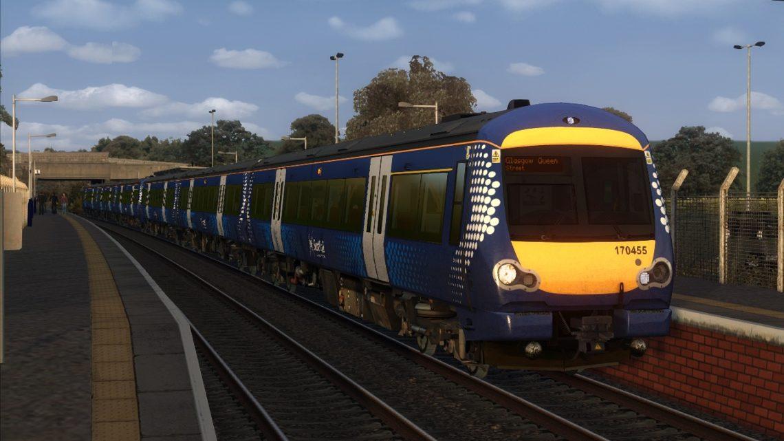 1R93 – 17:00 Edinburgh Waverley to Glasgow Queen Street