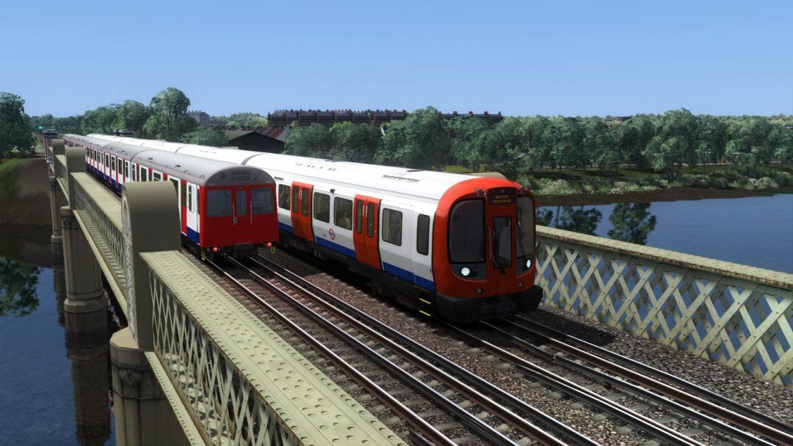 District Train 078 Richmond – High Street Kensington Part 1 (NLL)