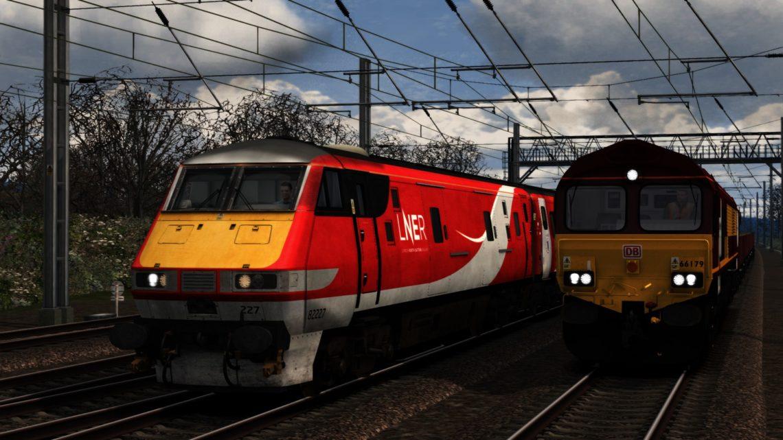 1E08 0900 Edinburgh to London Kings Cross 2019