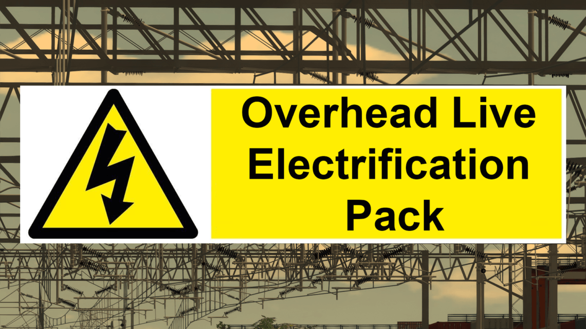 Overhead Live Electrification Pack (OHLE Pack)