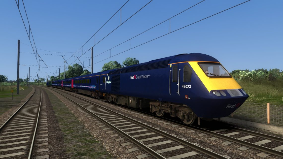 1A95 Hull to London Kings Cross