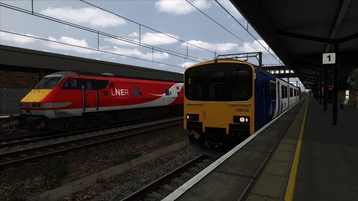 2B29 18.23 Leeds – Doncaster (2019)