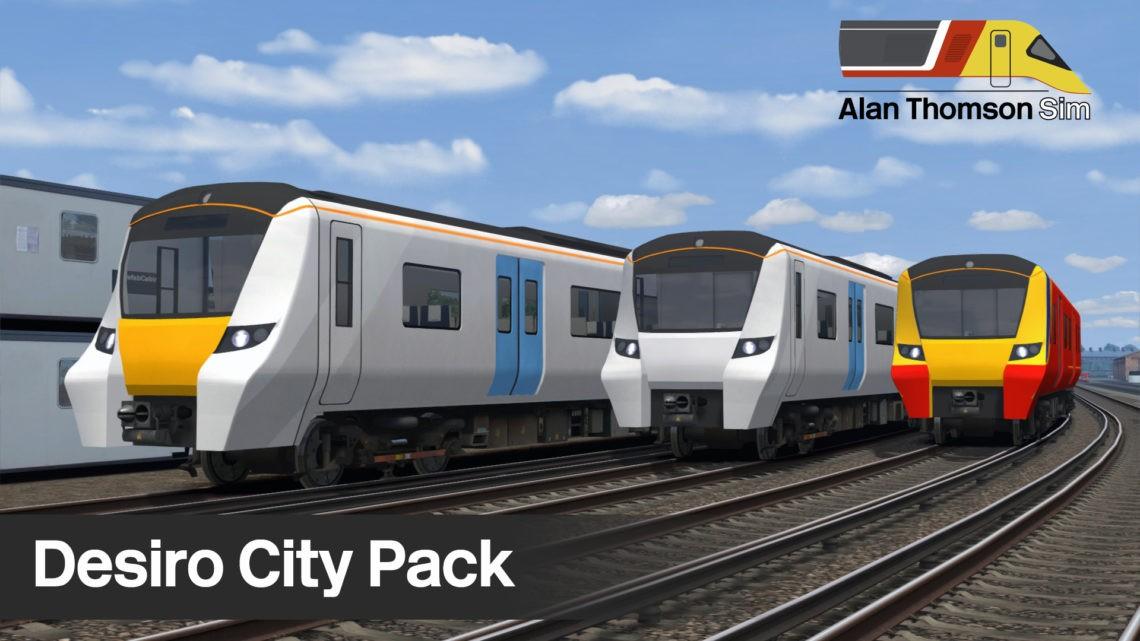 Desiro City Pack – Class 700/707/717