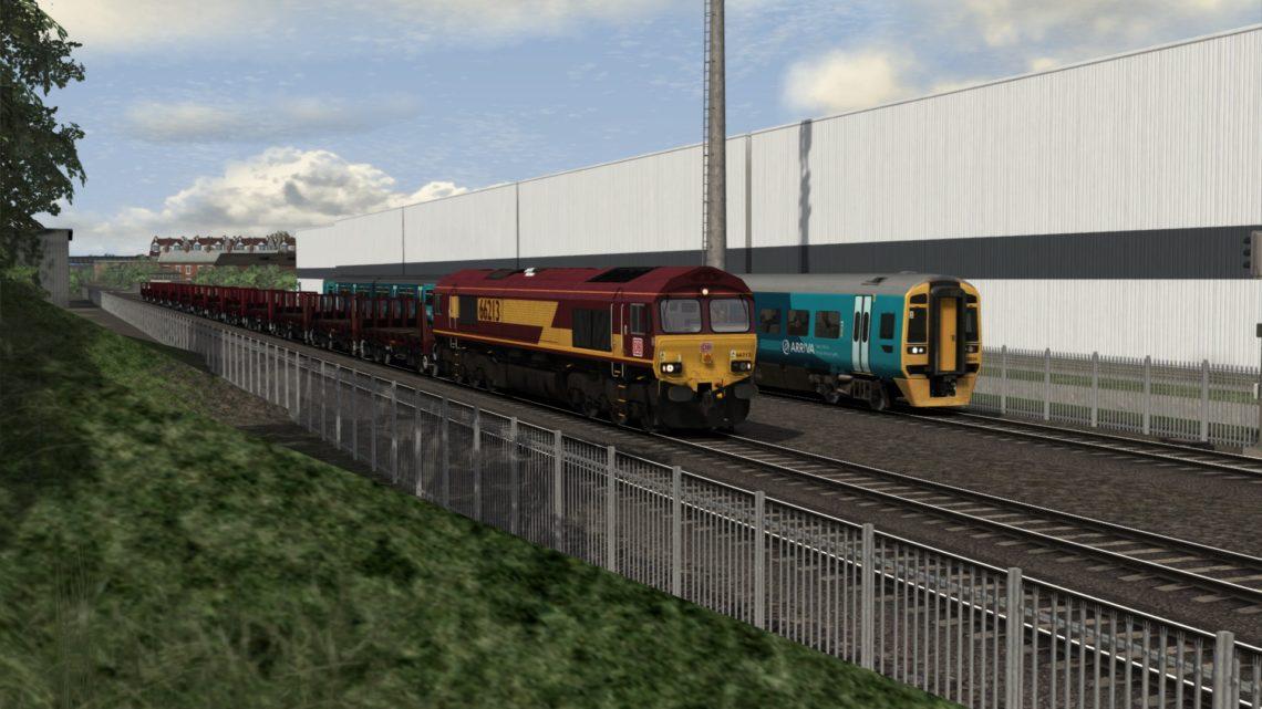 2L65 1645 Cheltenham Spa – Cardiff Central