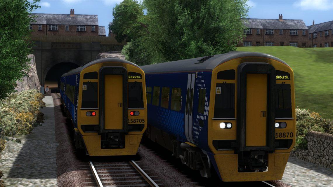 1L60 10:05 Arbroath To Edinburgh Waverley