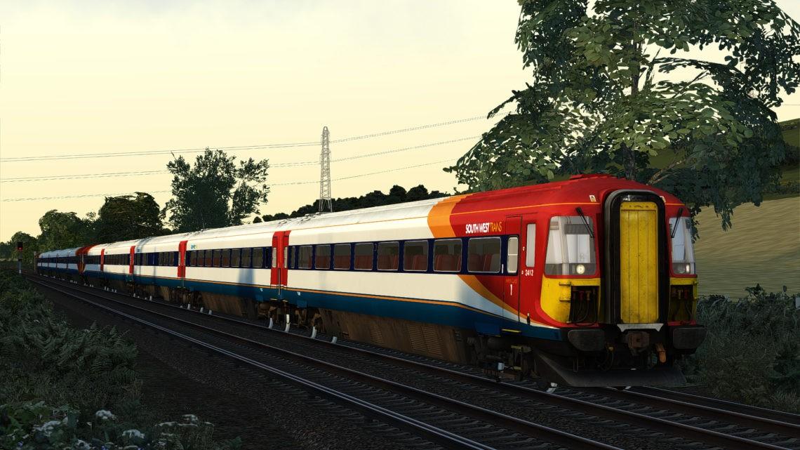 Class 442: South West Trains