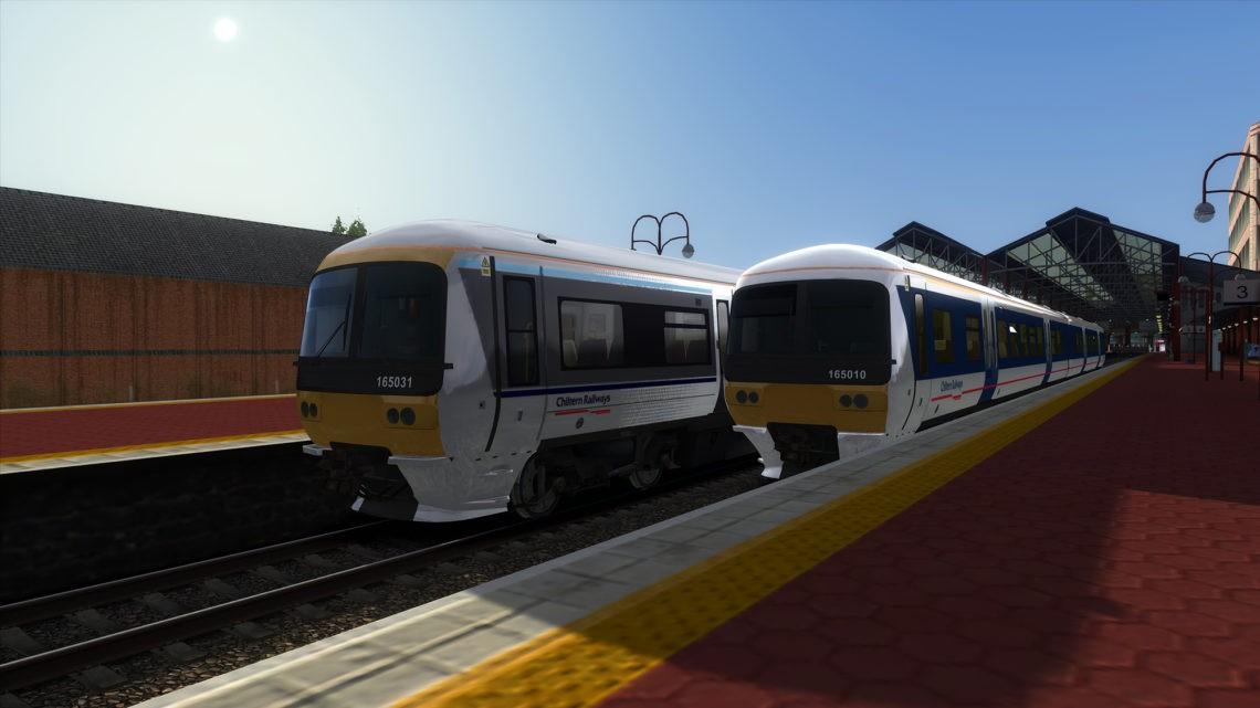 Class 165 – Chiltern Railways/Mainline (No Driver/No Passengers Pack)