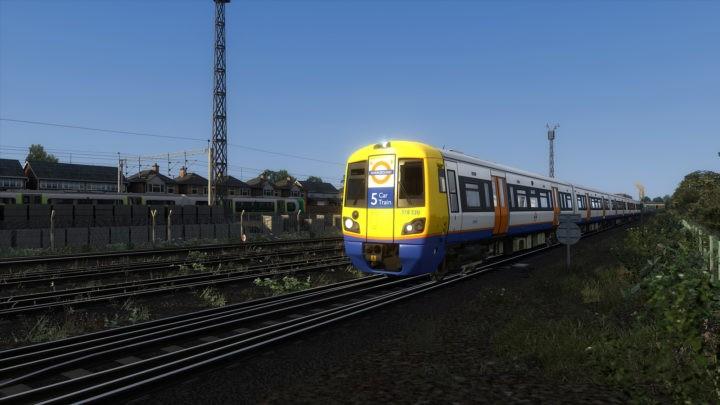 2C01: 0604 Willesden Junction to London Euston