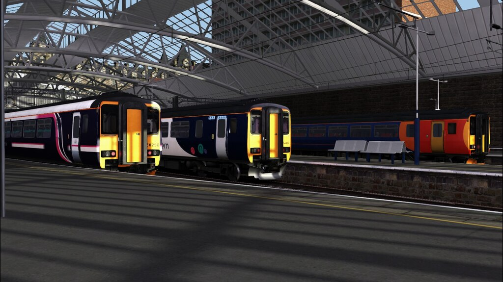 2F92 06:50 Liverpool Lime Street to Warrington Central