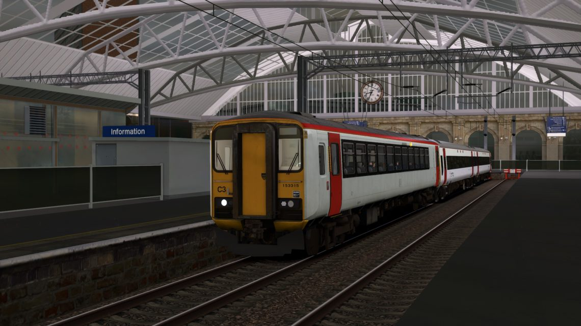 1B03 To Chester