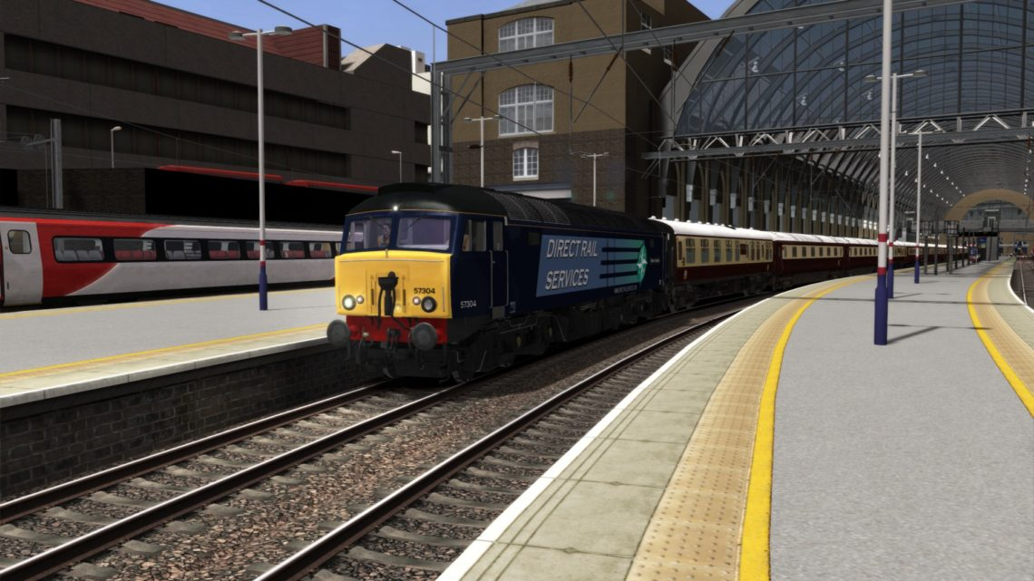 The Northern Belle – 1Z20 1243 London Kings Cross to Ely
