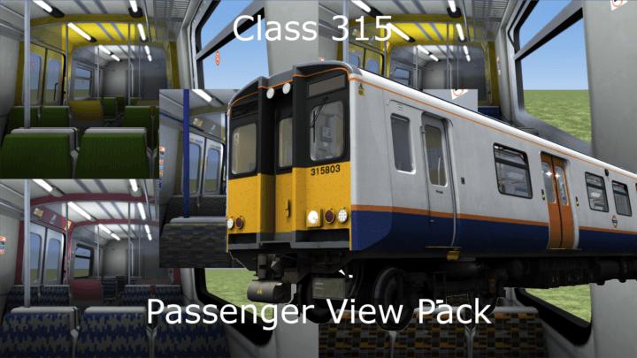 Class 315 Passenger View Patch