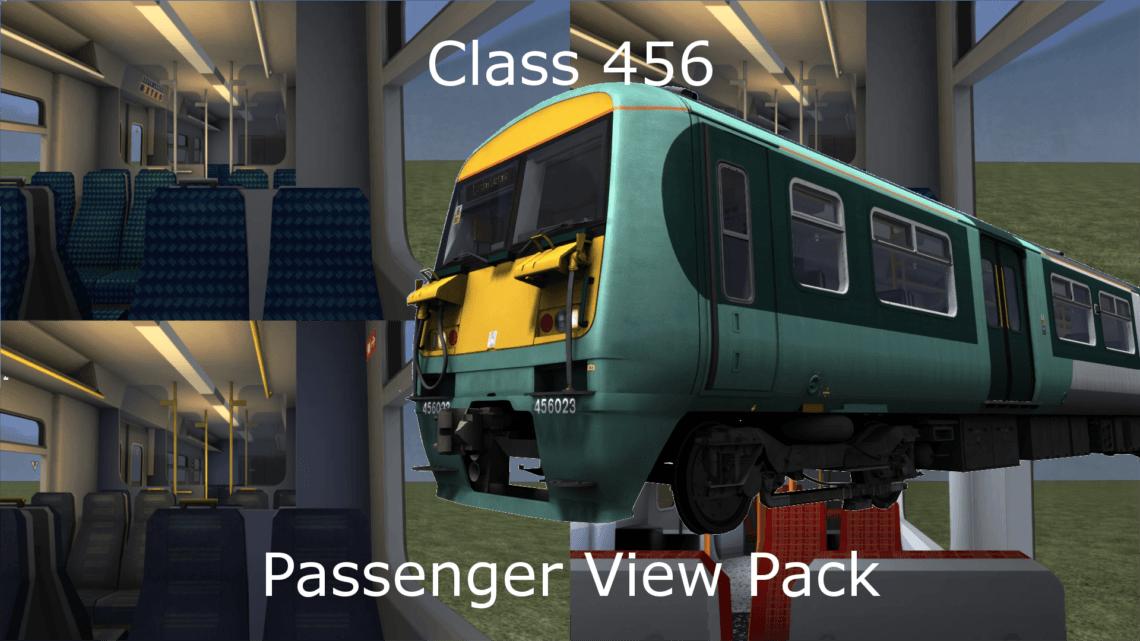 Class 456 Passenger View Patch