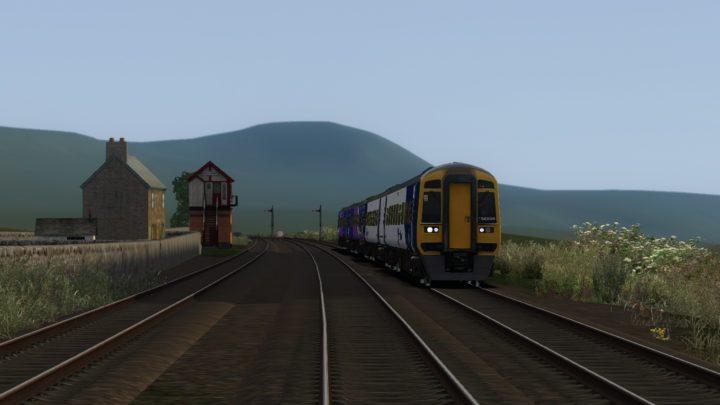 Settle and Carlisle Scenario Pack (Modern Passenger)