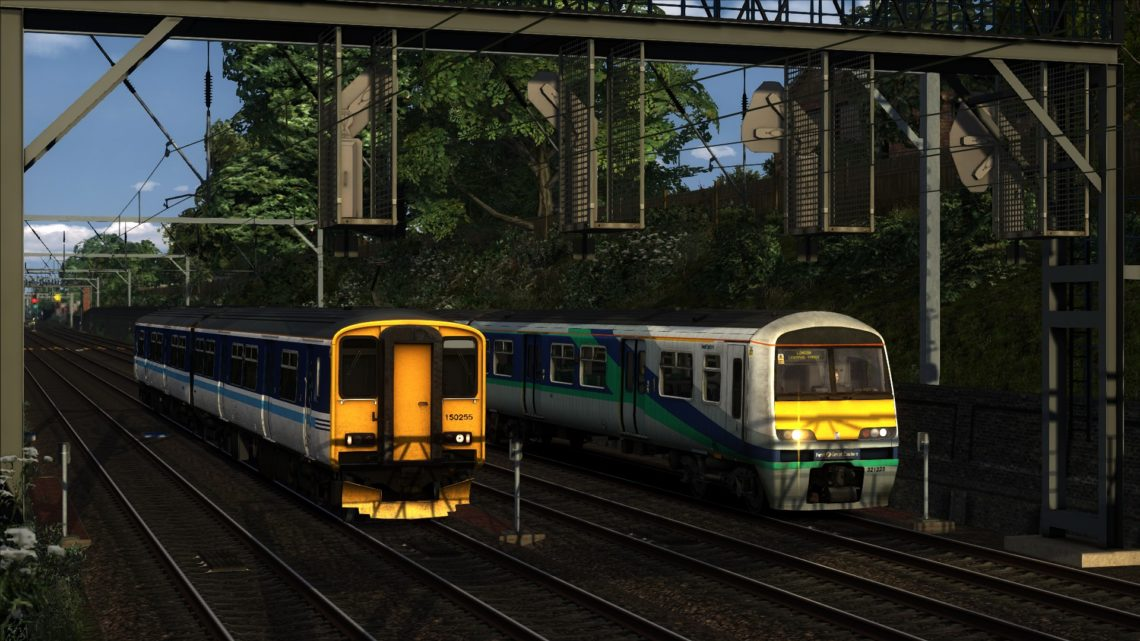 1P41 16.45 Sheringham – London Liverpool Street (1998)