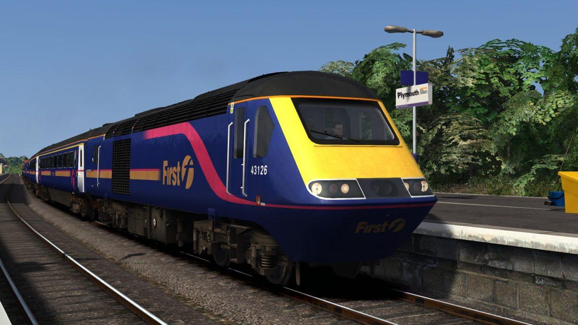 0945 Plymouth – London Paddington