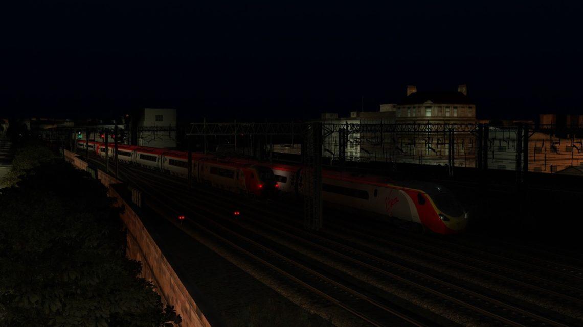 5M06/ 1M06 Polmadie – Glasgow Central – London Euston