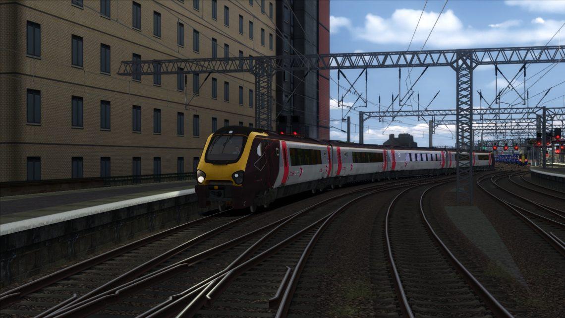 1D00 07:00 Dunbar To Glasgow Central