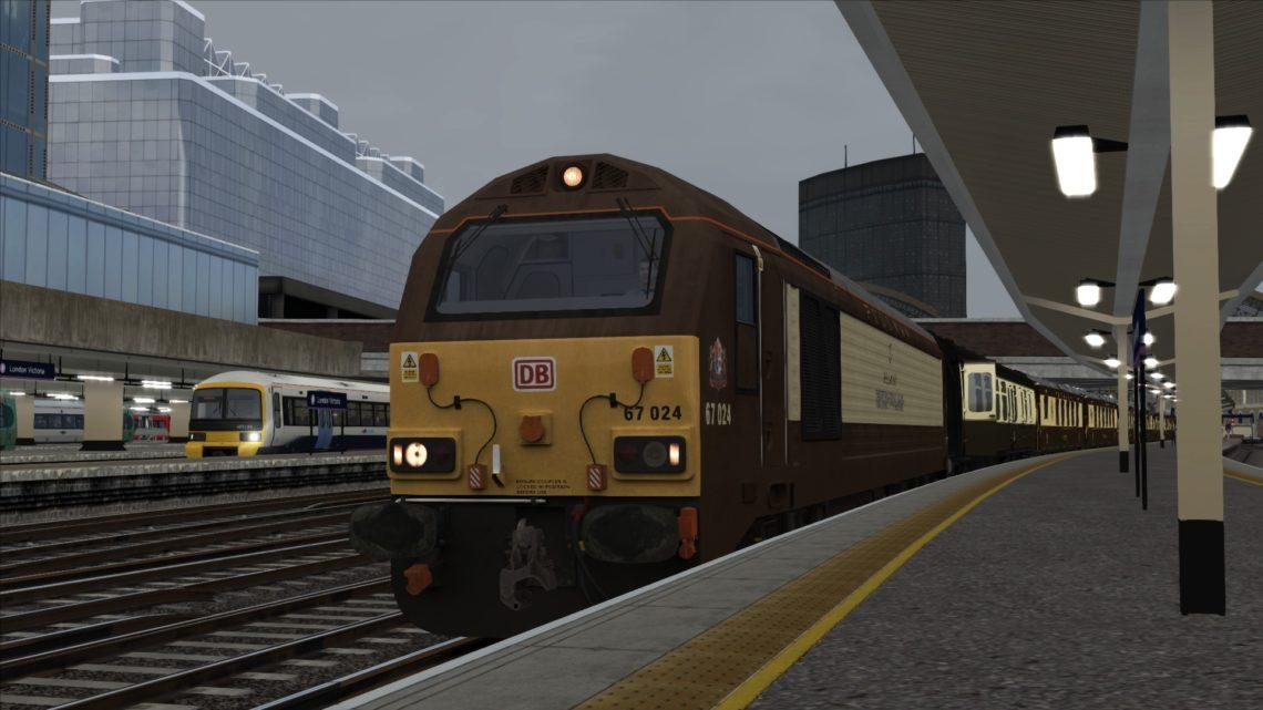 1Z52 – Belmond British Pullman – London Victoria To Watlington (Part 1)