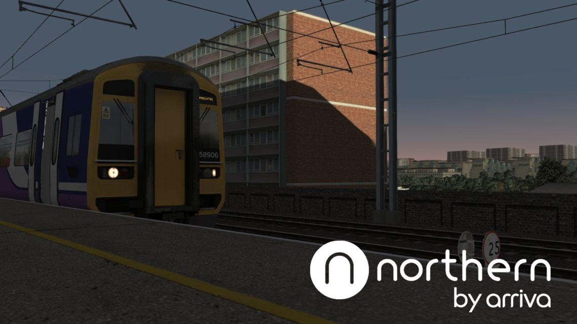2W59 | 19:20 Nunthorpe – Gateshead Metro Centre | 01/06/19