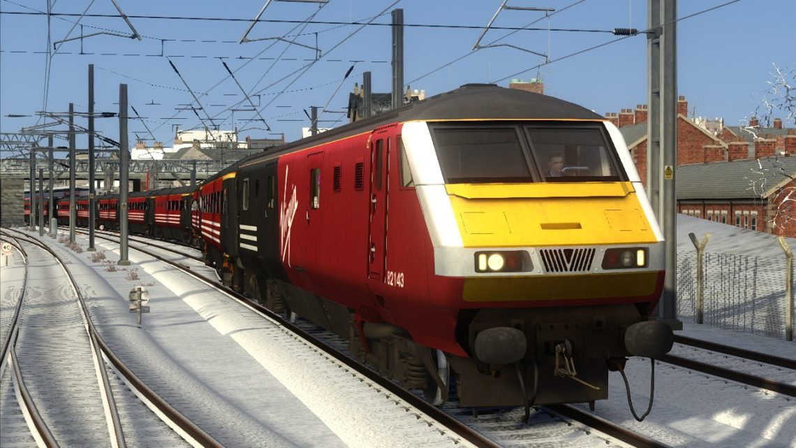 1M12 – 11:40 Glasgow Central to London Euston *SUBSCRIPTION ONLY*