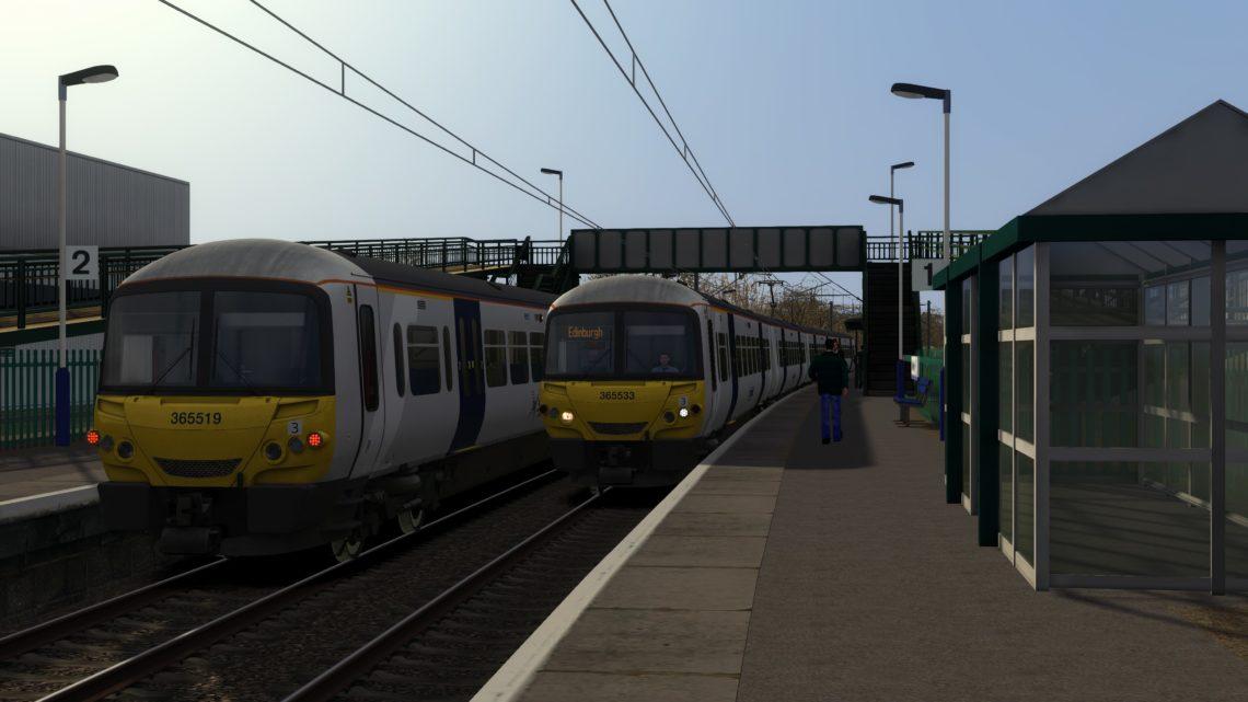 1P48 To Edinburgh