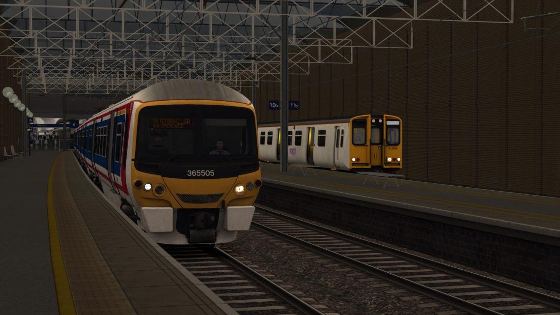 [2004] 0521 London Kings Cross to Peterborough