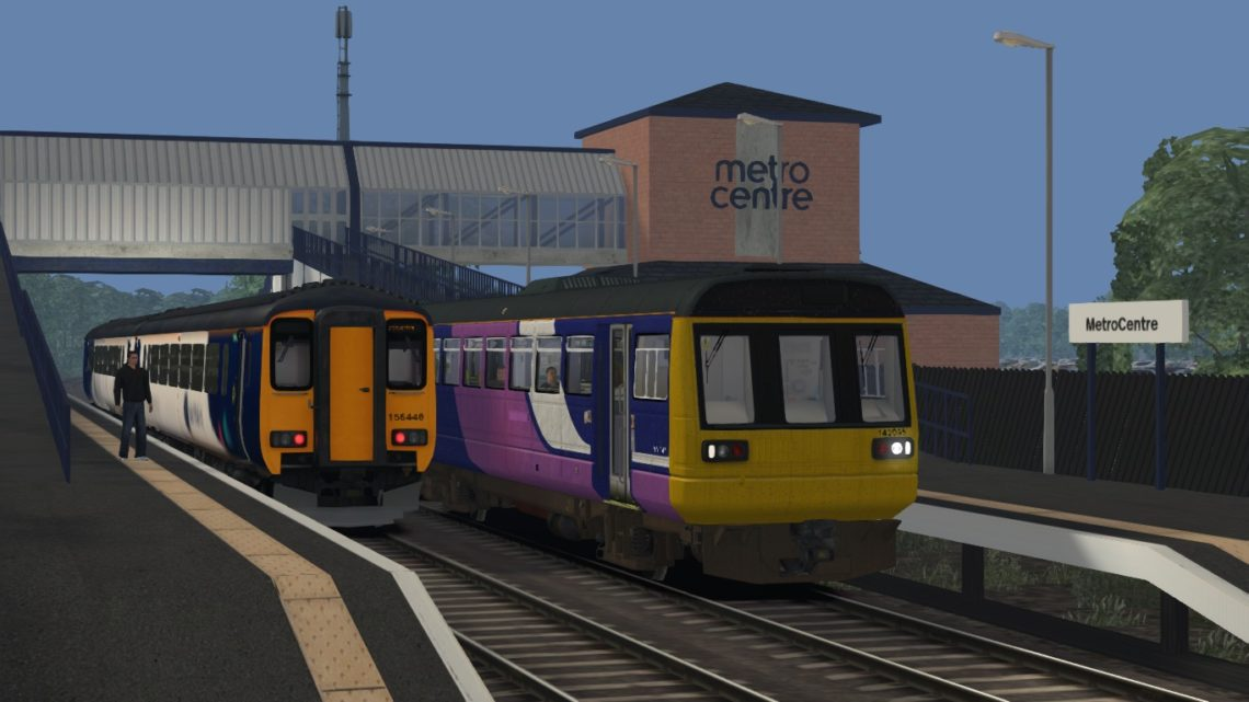 2W43 15:20 Nunthorpe to Metrocentre