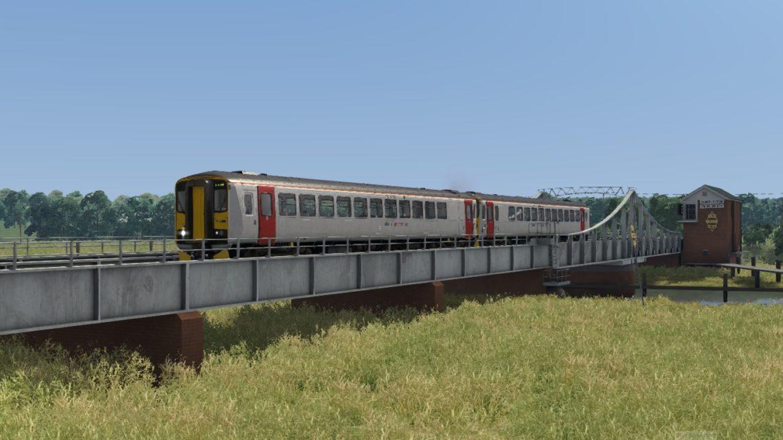 2J71 09:46 Lowestoft to Norwich