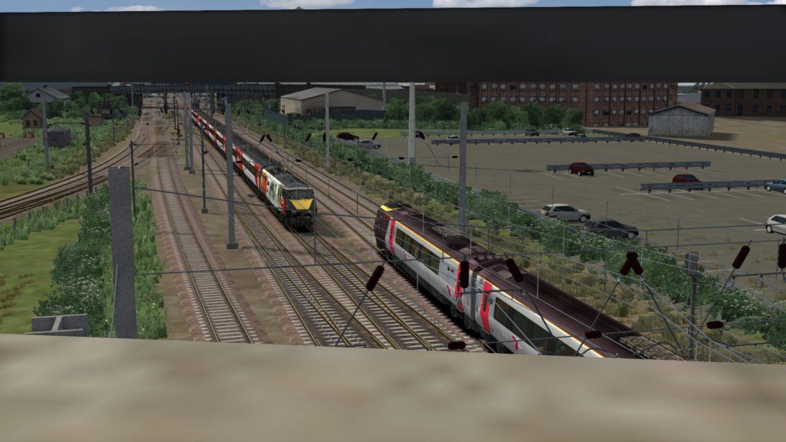 1V52 York to Plymouth (Leeds Line)