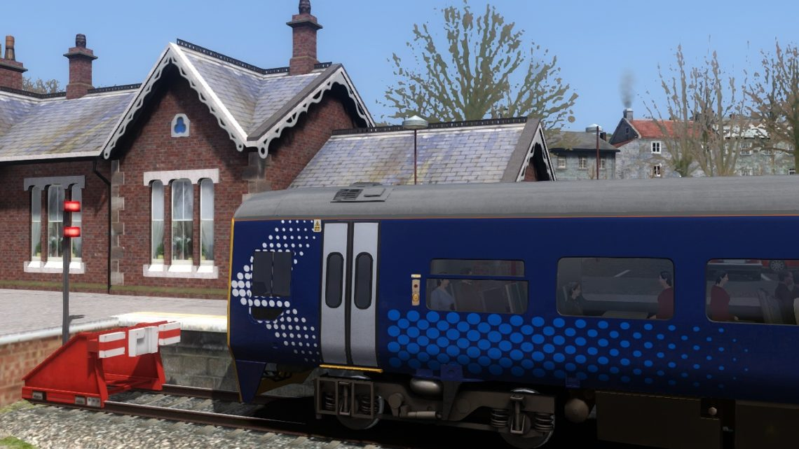 1C71 Preston-Windermere