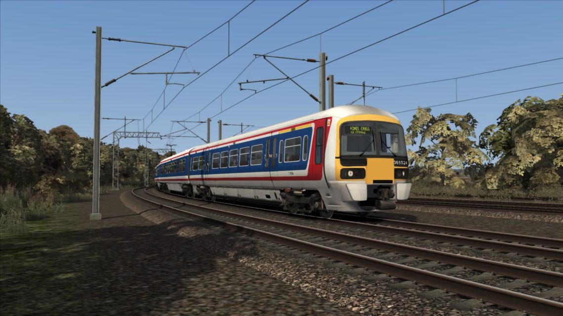 Class 365: Network South East Experimental Cab Air Conditoning