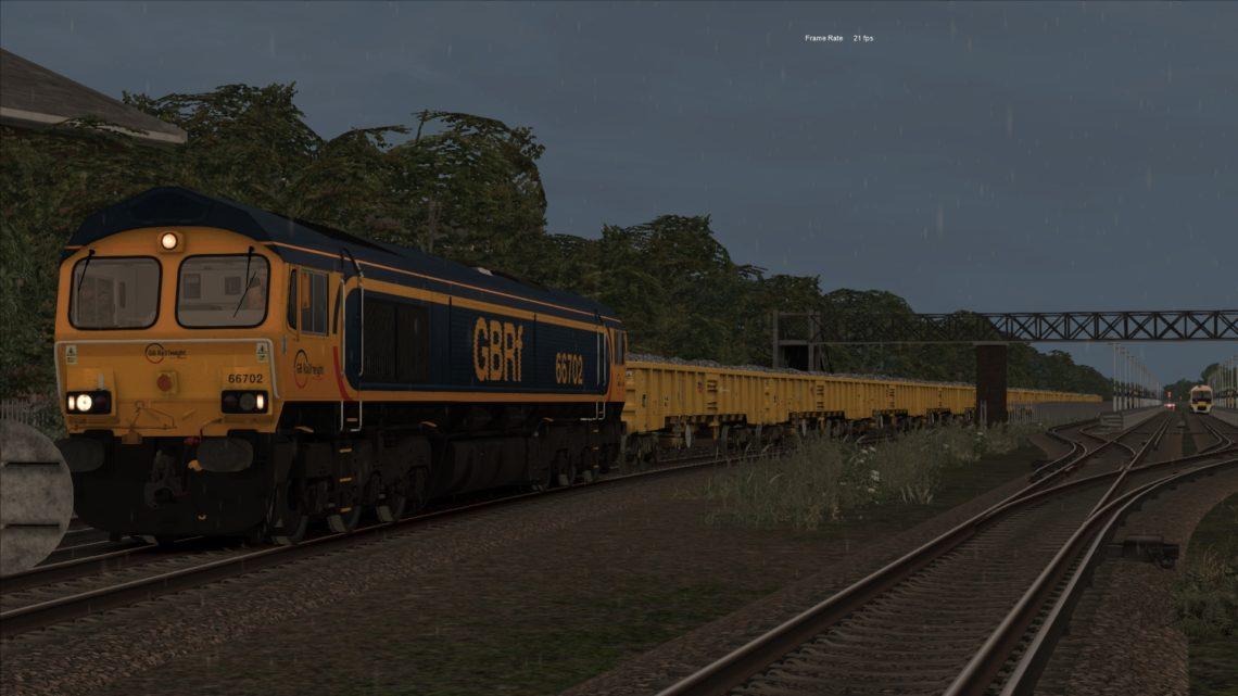 6N48 0400 North Dulwich – Hoo Junction Up Yard