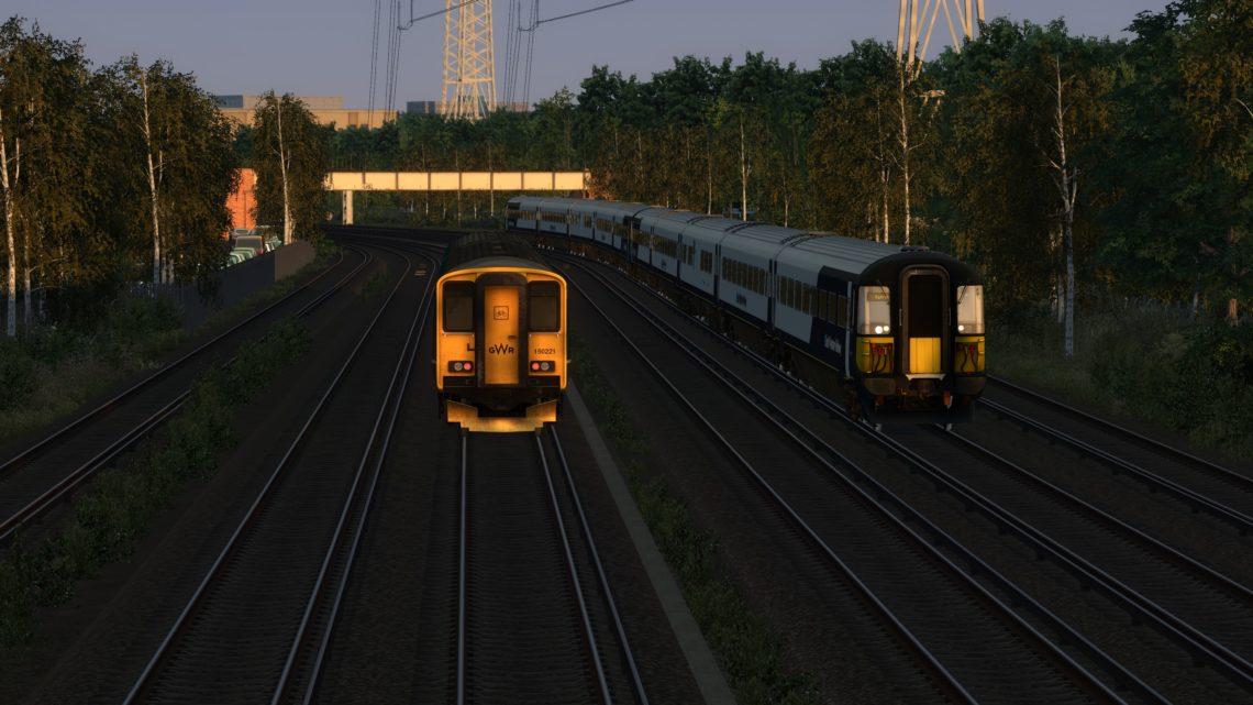 9B95 To Poole