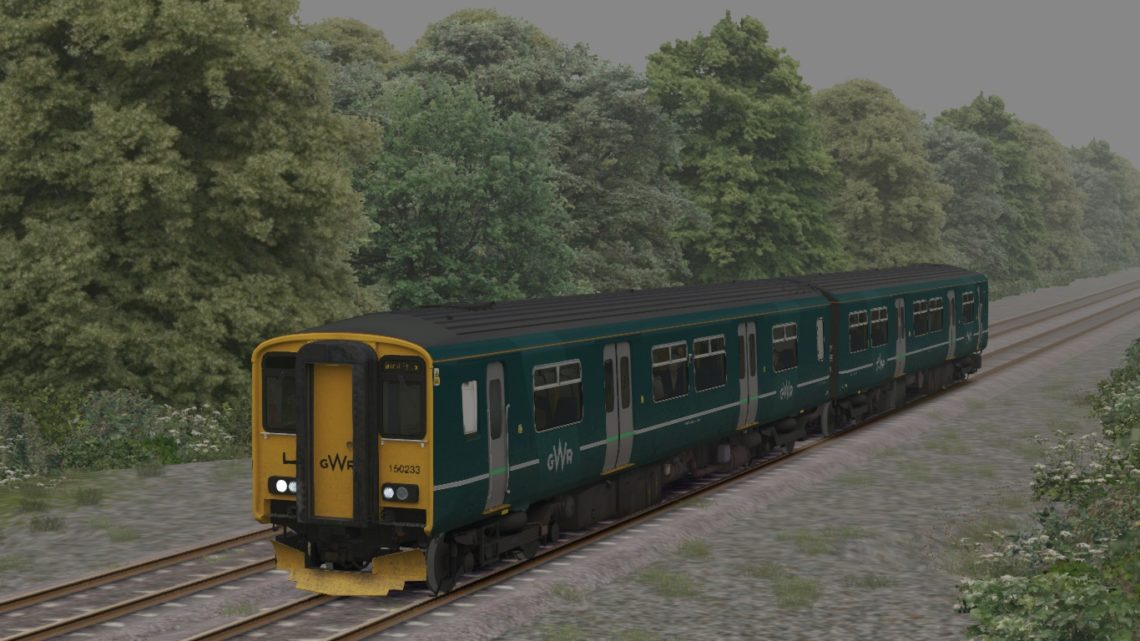 2D08 10:10 Weston-Super-Mare to Bristol Parkway