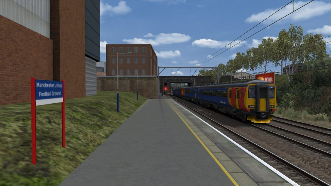 1L11 1251 Liverpool Lime Street – Norwich – Class 156!