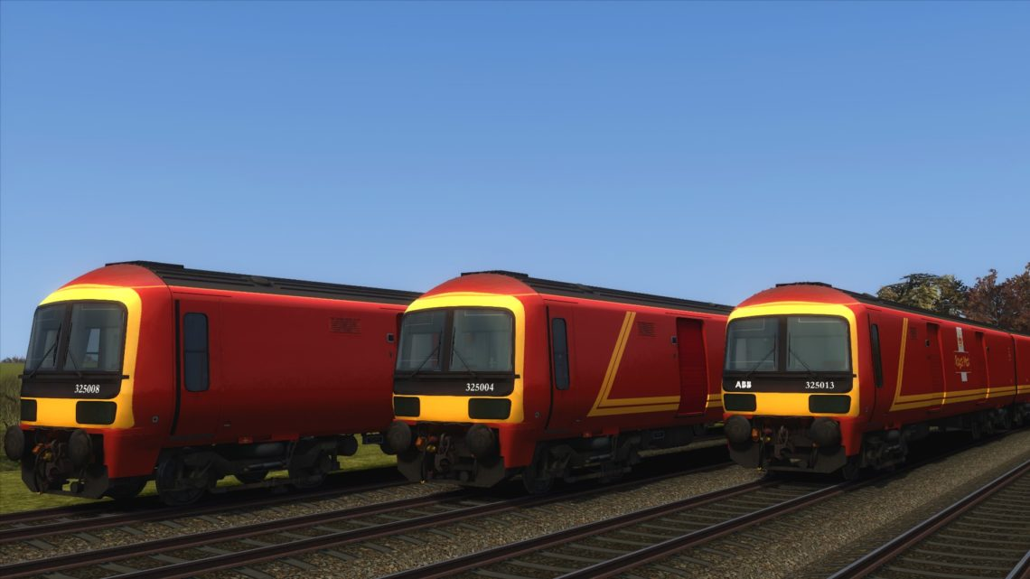 Royal Mail Class 325 Pack