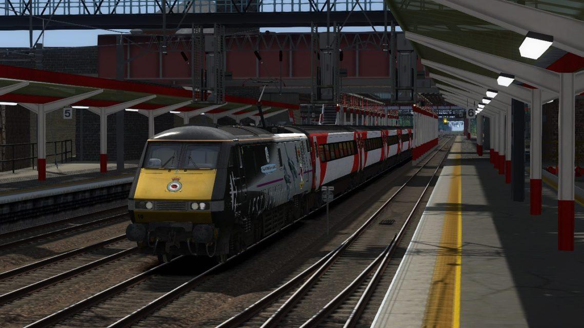 1F05 08:36 London Euston to Liverpool Lime Street