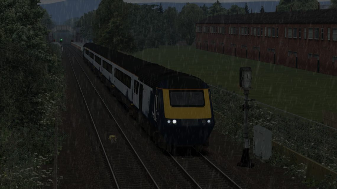 2L68 17:21 Dundee to Edinburgh & 1A49 08:28 Edinburgh to Aberdeen