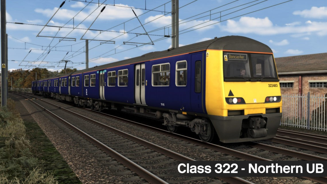 Class 322 – Northern (UB)