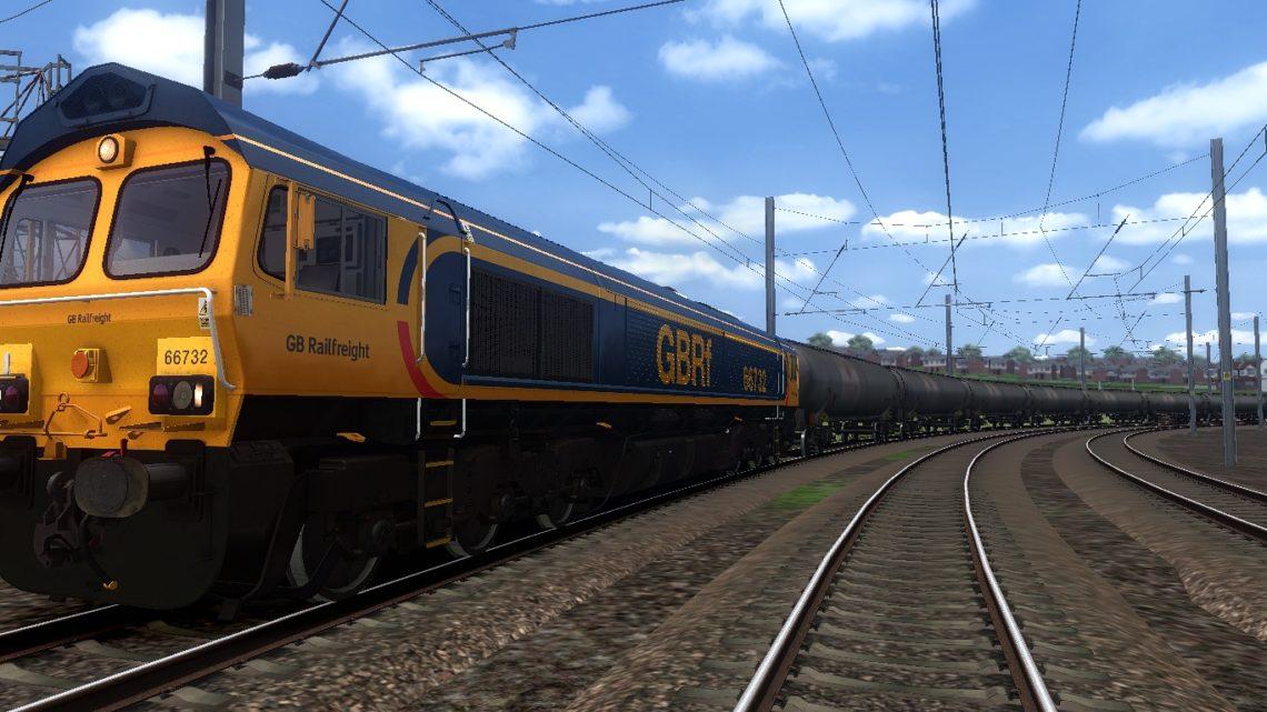 6A32 1334 North Walsham Gbrf to Harwich Refinery Crls Slvs