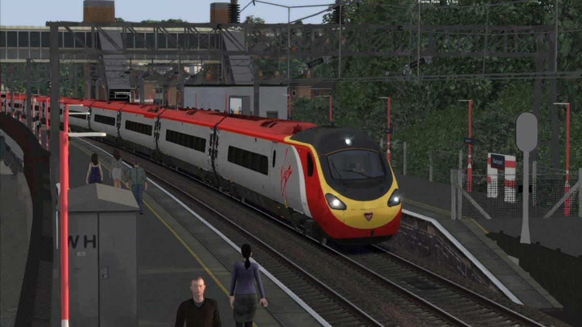 [1F23] 17:33 London Euston to Liverpool Lime Street